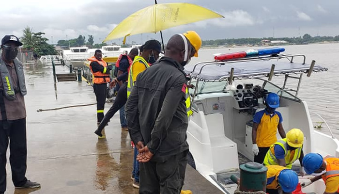 1-LASG BEGINS TRIAL OF BOAT OPERATOR OVER MISHAP