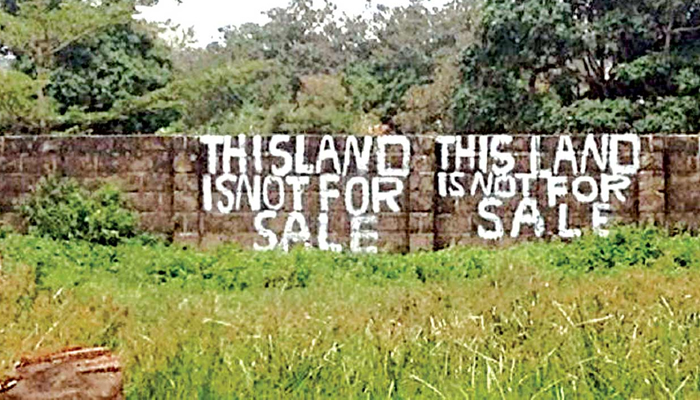Lagos Receives 1,000 Land Grabbing Petitions In One Year