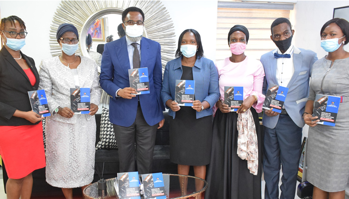 Attorney General launches the Manual for Prosecutors handling cases of Sexual Offences.