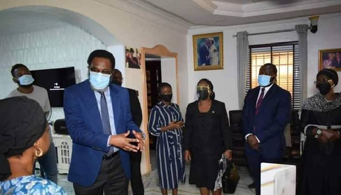 LASG assures Chidinma's family of justice
