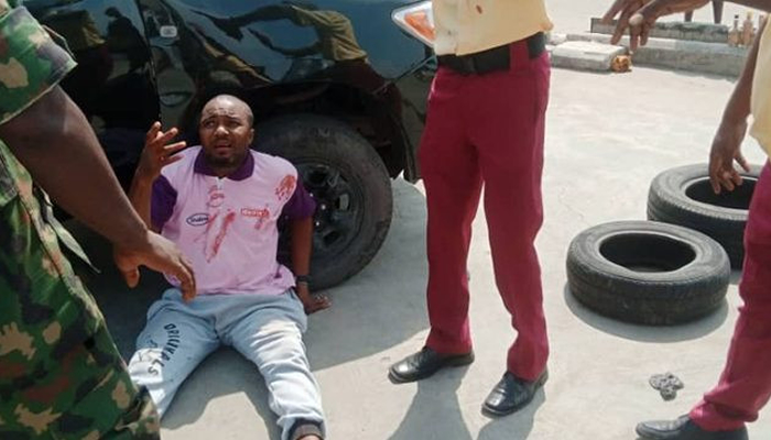 Lasg Arraigns Man Who Assaulted Lastma Officer