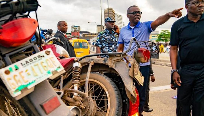 Federal Court Affirms Lagos Motorcycle, Tricycle Restriction.