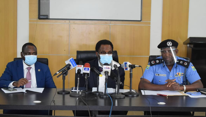 """Press Conference On Proposed """"Occupy Lekki Toll Gate Protest"""""""